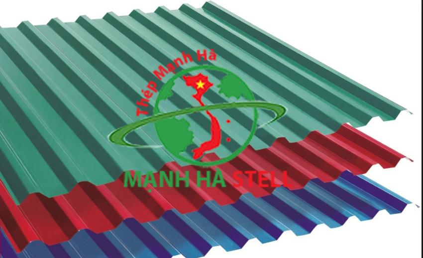 Mạnh Hà cung cấp bảng báo giá tôn thép nhập khẩu cập nhật thường xuyên.