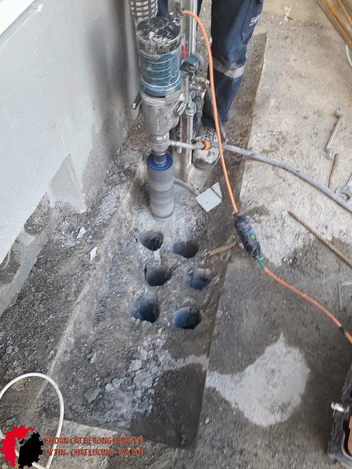 khoan cắt bê tông,Khoan cắt bê tông quận Phú Nhuận